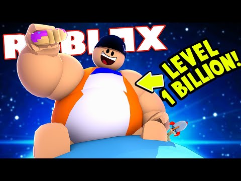 I think I ate WAY TOO MUCH in Roblox...