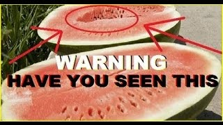 WARNING - Do NOT EAT - CHEMICAL MUTATIONS - Not GMO