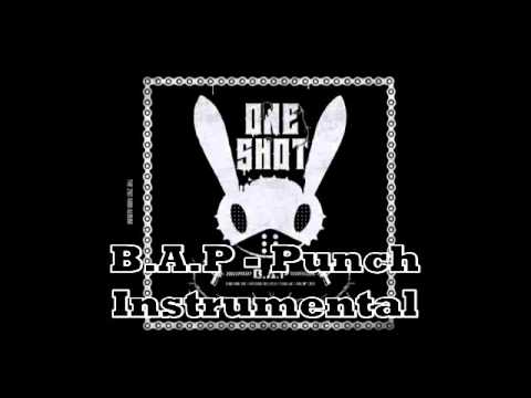 [Clean Instrumental] B.A.P. -- Punch