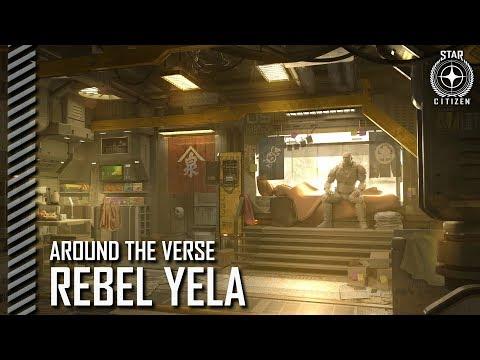 Around the Verse - Rebel Yela