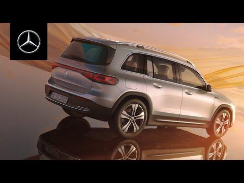 Musique publicité Mercedes Benz The All-Electric EQB: C'est pour la pub New Dimensions 2021   Juillet 2021