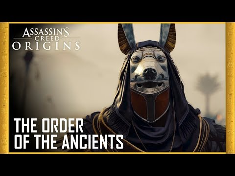 Assassin's Creed Origins: Order of the Ancients | Trailer | Ubisoft [US] thumbnail