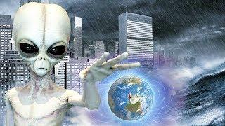 Инопланетяне Зеты предсказывают наводнения в Сибири | Сдвиг полюсов | Всемирный потоп