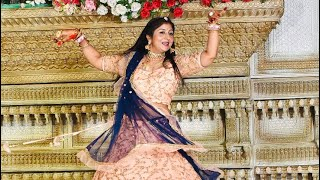 Best Rajasthani Dance 2020   Mehandi Rachan Lagi   Rajasthani Wedding Dance   Saroj S Khichi Dance