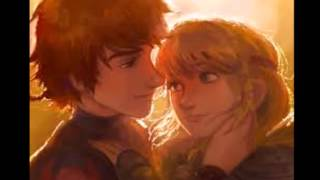 Hiccup And Astrid-Love Me Like You Do