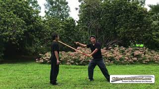 Sword Sparring: Fast Attacks But No Brute Force