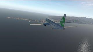 RYR664 | EIDW-EGBB | Zibo Mod 737 3 10o | X-Plane 11 - Most