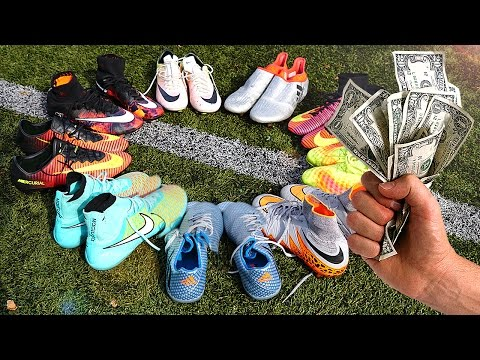 TOP 5 - BEST FOOTBALL BOOTS UNDER $100