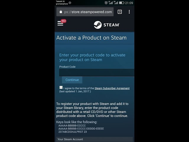 How to】 Redeem Codes On Steam Mobile