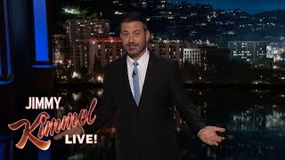 Jimmy Kimmel's Fan Didn't Believe He was Jimmy Kimmel