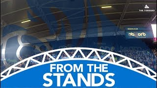 👏 FROM THE STANDS | Huddersfield Town Vs Arsenal