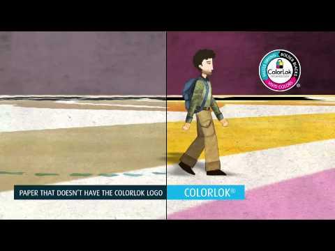 ColorLok Paper Technical video