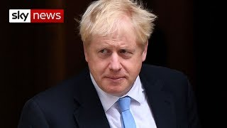 20 Dec - MPs back Boris Johnson's plan to leave EU on 31 January