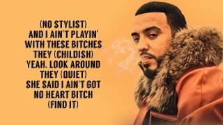 French Montana   No Stylist Ft. Drake (Lyrics) 4k!