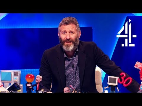 Adam Hills Addresses the Christchurch, New Zealand Shooting | The Last Leg