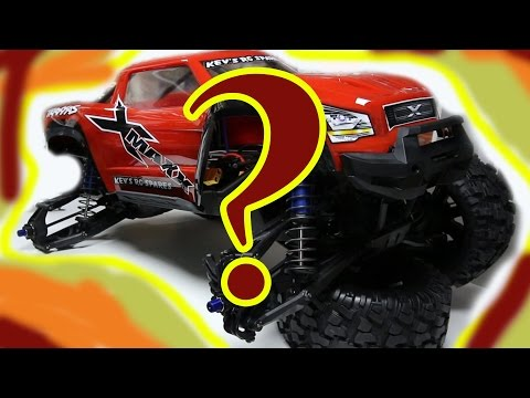 Building a Beast....The BEST X-Maxx for 8s Bashing!!