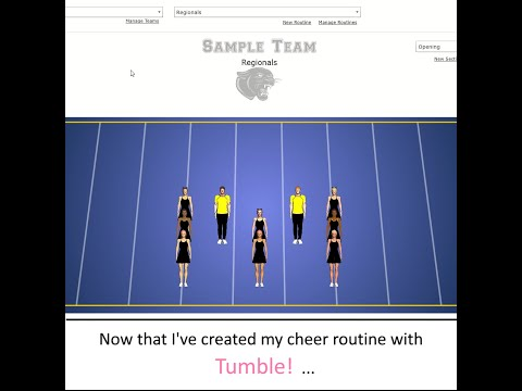 Print Routines Created with Tumble!