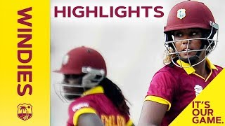 Windies Women v South Africa 5th T20I 2018 | Full Highlights