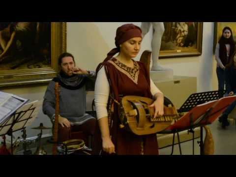 Herr Mannelig (Герр Маннелиг)  исполняет BAROCCO A LA PRIMA