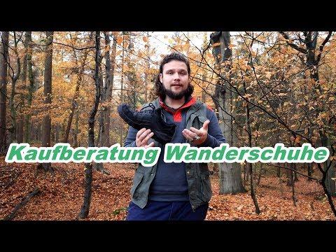 Kaufberatung Wanderschuhe | Wandern Hiking Trekking Bushcraft Survival