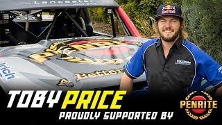 Toby Price prepares for the 2017 Finke Desert Race