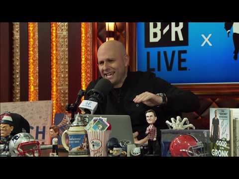 """Chris Parnell Records """"News"""" Intro; Brockman Offended; Del Tufo Fumbles Debut 