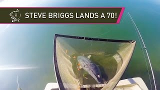 Steve Briggs Lands A 70lb Austrian Carp!