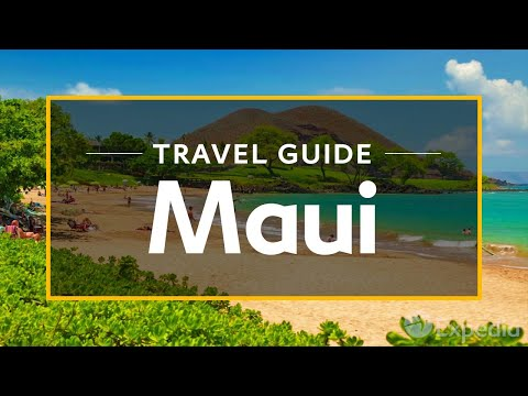 Maui Vacation Travel Guide