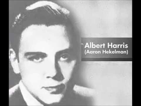 Bukiecik fiołków - Albert Harris