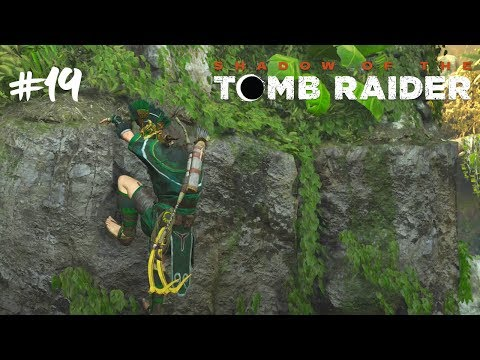 Docela složitá HROBKA! #19 [Shadow of the Tomb Raider]