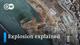Why was the Beirut blast so massive? Ammonium Nitrate explosion explained   DW News