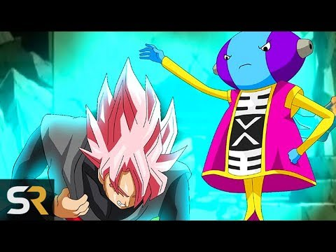 Top 25 Terrifyingly Powerful Dragon Ball Super Characters