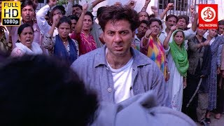 Sunny Deol OUT of Control - Back To Back Action Scenes - Raveena Tandon - Anupam Kher - Ziddi Movies