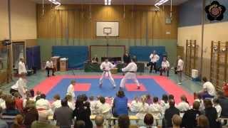 preview picture of video 'Kumite Vorführung'