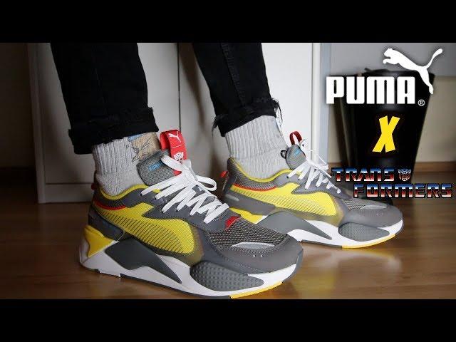 Puma Sneakers Transformers – NikeSaleOnline