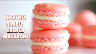 A Simple Guide On How To Make Macarons