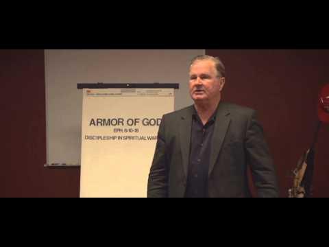 Jim Sundberg: The Armor of God