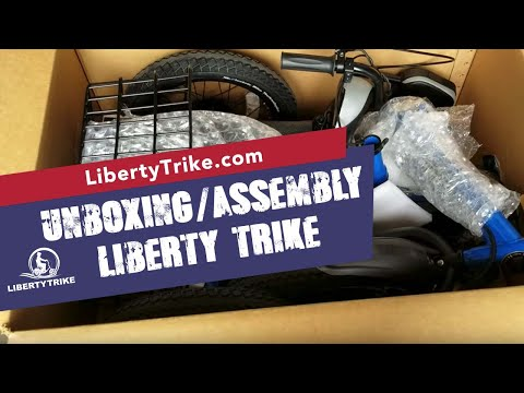 Review of Liberty Trike Bike