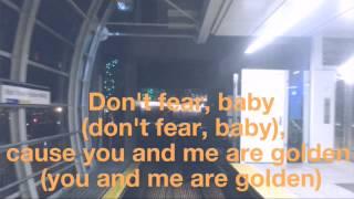 Golden Travie Mccoy ft. Sia lyric video