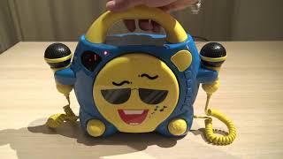 My Milo Lecteur CD Karaoké Bigben Kids: Test Video Review FR HD (N-Gamz)