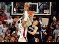LeBron James Blocked by Mason Plumlee to Save ...