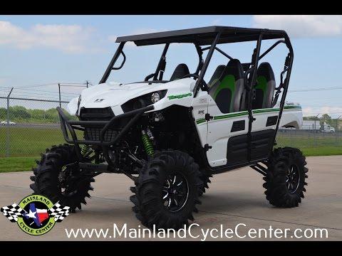 2016 Kawasaki Teryx4 in La Marque, Texas
