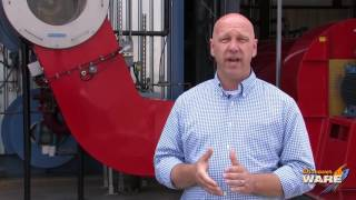Installation of a 78,000PPH Watertube Steam Boiler in 2 weeks at Heaven Hill