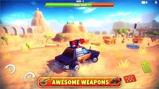Zombie Offroad Safari, Car Racing Games, Off-Road Vehicles, Videos Games for Children /Android HD #2