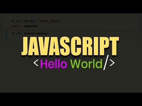BrushUp Your Javascript | JavaScript In Browser | Eduonix