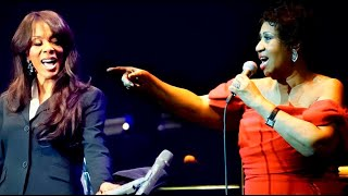 Aretha Franklin - Respect - Rest In Peace  ( Natural Woman - Donna Summer )