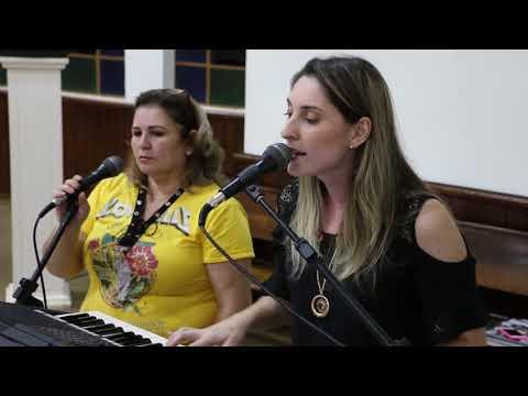 Grupo de Cânticos da Paróquia N. Sra. Aparecida de Barra do Jacaré