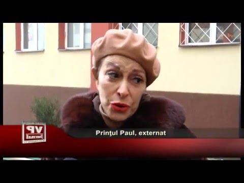 Printul Paul, externat