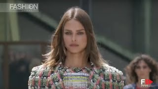 CHANEL Highlights Resort 2020 - Fashion Channel