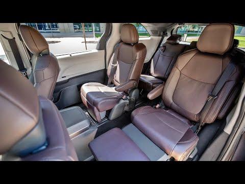 2021 Toyota Sienna - Interior and Exterior Design